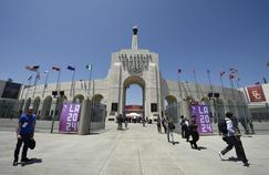 La ville de Los Angeles prépare l'événement