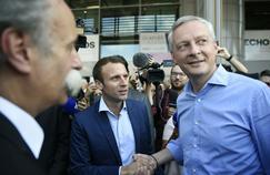 Bercy : Bruno Le Maire «assume», malgré les divergences économiques