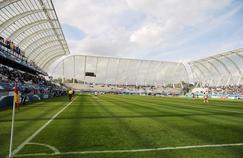 Le stade de la Licorne d'Amiens sera en travaux tout au long de la prochaine saison en Ligue 1.