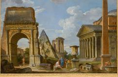 Poésie des ruines à Montpellier
