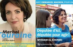 El Khomri, Touraine... Des ex-ministres PS s'invitent dans la «majorité présidentielle»