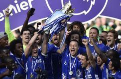Chelsea percevra environ 177 millions d'euros issus des droits télé pour la saison 2016-2017 en Premier League