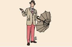 Retour sur l'histoire du parapluie français