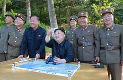 La Corée du Nord met en scène un nouveau tir de missile balistique