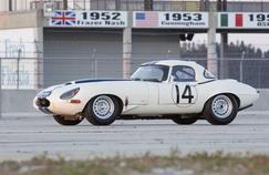 Jaguar Type E Lightweight, en vente à Pebble Beach