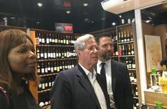 Jean-Louis Debré, Hugues Renson et sa suppléante Fanta Berete