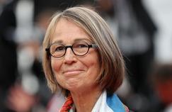 La ministre de la Culture, Françoise Nyssen, a assisté au dîner des 70 ans du Festival de Cannes
