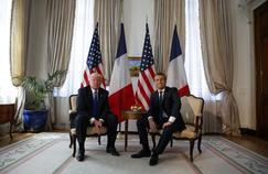 Donald Trump et Emmanuel Macron se sont rencontrés pour la première fois jeudi à Bruxelles.
