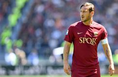 Francesco Totti, sous le maillot romain