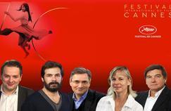 François Aubel, Étienne Sorin, Olivier Delcroix, Nathalie Simon et Éric Neuhoff, nos critiques cinéma pour le 70e Festival de Cannes.
