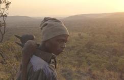 Kabwita Kasongo dans Makala , documentaire français d'Emmanuel Gras. Les films du Losange