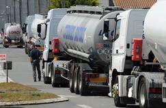Grève très suivie des transporteurs de carburants en Ile-de-France, selon la CGT