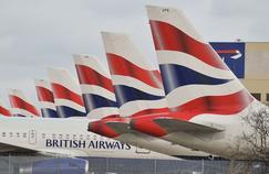 Londres : le trafic de British Airways continue d'être perturbé lundi