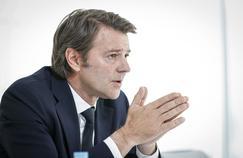 L'ancien minitre du budget François Baroin.