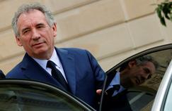 Le ministre de la Justice, à l'issue d'une réunion sur la défense à l'Élysée, le 18 mai 2017.