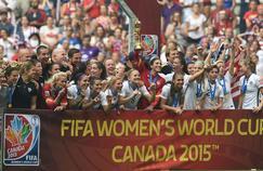 Les Etats-Unis ont remporté la dernière Coupe du monde de football au Canada, c'était en 2015 contre le Japon.