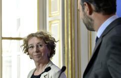 L'actuelle ministre du Travail, Muriel Pénicaud était la directrice de Business France, en janvier 2016.