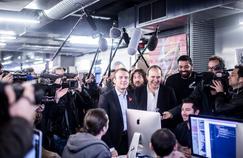 Le carnet d'adresses hors pair de Macron dans le monde des affaires
