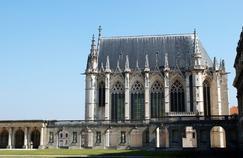 La Sainte-Chapelle du château de Vincennes poursuit sa rénovation
