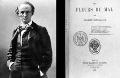 Il y a 160 ans, la première édition des Fleurs du Mal de Baudelaire faisait scandale