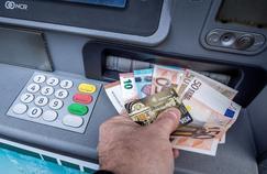 Banques : dépasser son autorisation de découvert coûtera en moyenne 60,20 euros en 2017