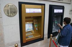 Le distributeur de billets a 50 ans