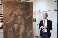 SOS fantôme au Louvre pour l'Allégorie de la modération