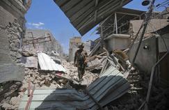 «Soudain, le monde éclate...» : le récit tragique de notre envoyé spécial blessé à Mossoul