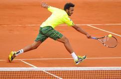 Maxime Hamou, à Roland-Garros il y a un mois.