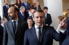 Guillaume Tabard : «La marche transgressive et continue d'Emmanuel Macron»