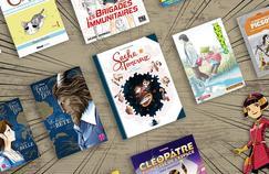 Les dix bandes dessinées jeunesses pour buller cet été