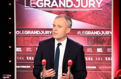 Rugy érige Hollande et Sarkozy en contre-exemples de la méthode Macron