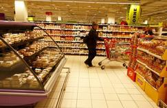 Grandes surfaces: les prix ont augmenté moins que l'inflation depuis 10 ans