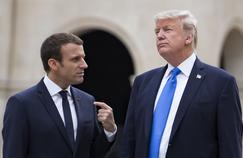 Ce que Macron a voulu dire à Trump et ce que le président américain en a compris