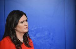 Qui est Sarah Huckabee Sanders, nouvelle porte-parole de la Maison Blanche ?