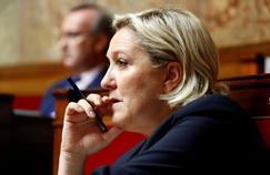 Le nouveau FN mettra l'accent sur les frontières plutôt que sur l'euro