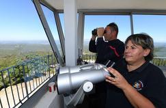 Le coup de main des scouts auxpompiers contre les incendies