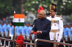 Un intouchable devient président de l'Inde