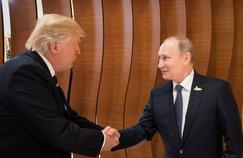 Moscou n'attend plus grand-chose de Trump, son ancien ami américain