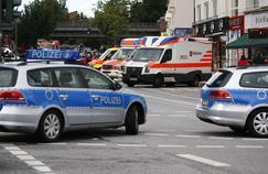 Allemagne : un mort et quatre blessés dans une attaque au couteau à Hambourg