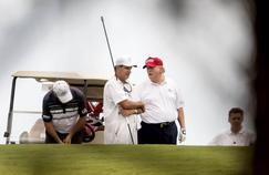 La Maison Blanche «gonfle» les performances au golf de Donald Trump