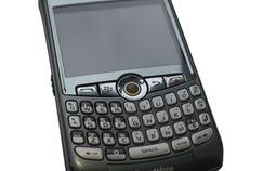 Le BlackBerry Curve, le téléphone des PDG