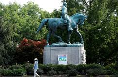 Les monuments confédérés, symboles d'une mémoire encore à vif