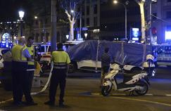 Attentat de Barcelone: « La camionnette est passée à trois mètres de nous »