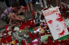 Journée de deuil et d'hommages aux victimes à Barcelone
