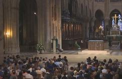 Suivez en direct la messe à Notre-Dame-de-Paris en hommage aux victimes de Barcelone