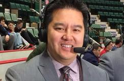Robert Lee, le journaliste d'ESPN.