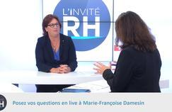 « Nous ne sommes pas la start-up du coin » Marie-Françoise Damesin (Renault)