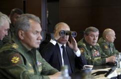 Ces manœuvres russes dirigées contre l'Otan