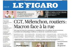 Grève des imprimeries : retrouvez votre journal en version numérique et découvrez Le Figaro Premium !